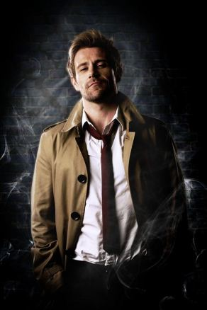 Constantine everyone: the exact opposite of Keanu Reeves.